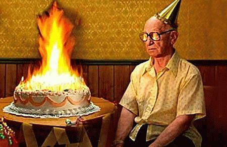 Сценарий Дня рождения на работе