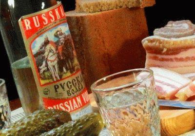 Праздник 31 января – День рождения русской водки