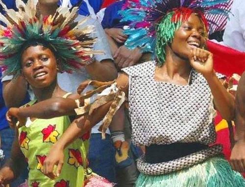 14 апреля - Праздник День молодежи в Анголе