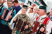 Праздник 30 августа - День Татарстана