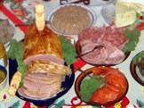 Правила оформления праздничных блюд
