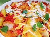 Рецепт запеканки с помидорами