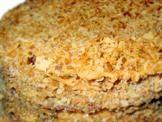 Рецепт торта на английском языке