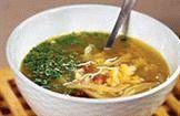 Суп с луком