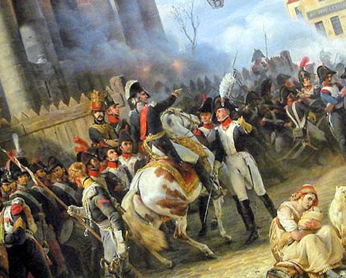 День взятия Парижа в 1814 г.