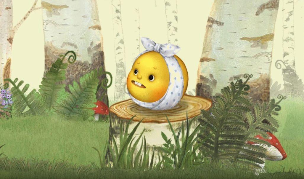 Мультфильм Колобок — смотреть онлайн