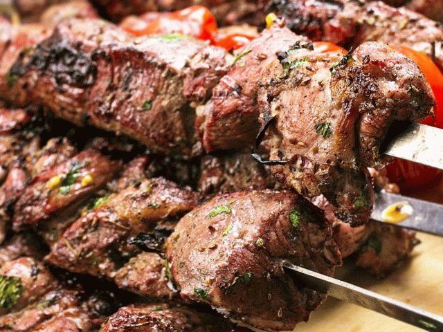 Классический рецепт шашлыка из свинины