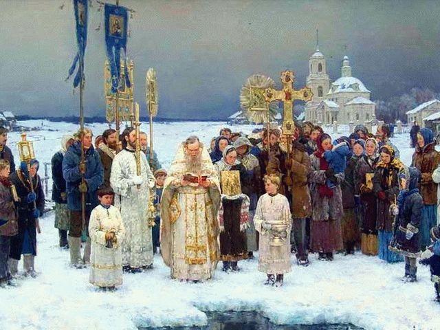 Праздник Крещенский сочельник