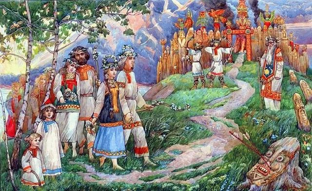Покров Прясвятой Богородицы