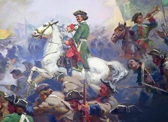 Праздник 10 июля - День победы русской армии в Полтавской битве