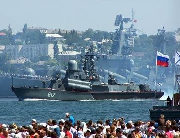 13 мая - Праздник День Черноморского флота ВМФ России