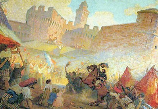 Праздник 14 июля - День взятия Бастилии