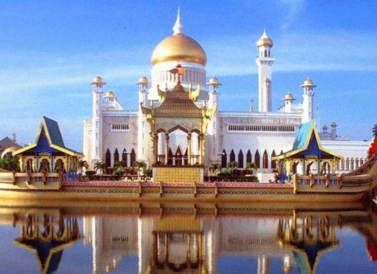 Праздник 15 июля - День султана в Брунее