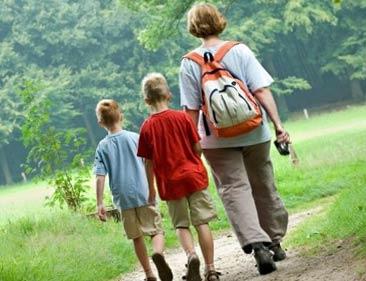 Праздник 15 июня – День пеших прогулок