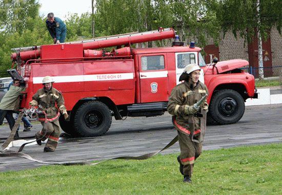 Праздник 18 июля - День пожарника в России