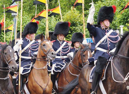 Праздник 21 июля - Национальный день Бельгии