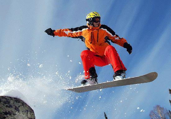 Праздник 23 декабря - День сноубордиста