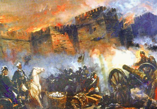 Праздник 24 декабря – День взятия турецкой крепости Измаил