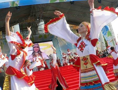 Праздник 24 июня – День республики Чувашии