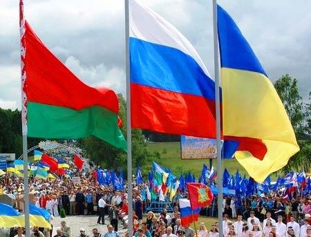 Праздник 25 июня – День дружбы и единения славян