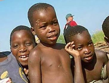 Праздник 16 июня – Международный день детей Африки