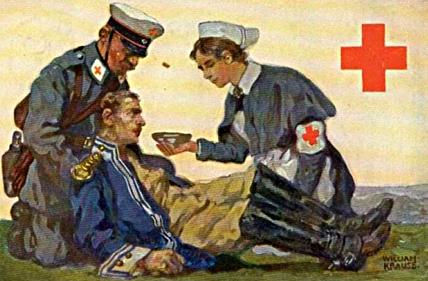 8 мая - Всемирный день Красного Креста