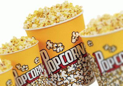 22 января - День рождения попкорна