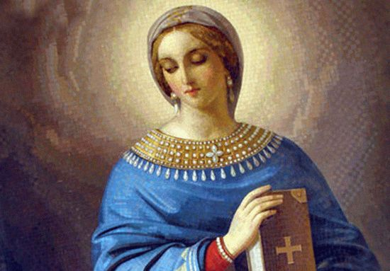 4 января – День Святой Анастасии