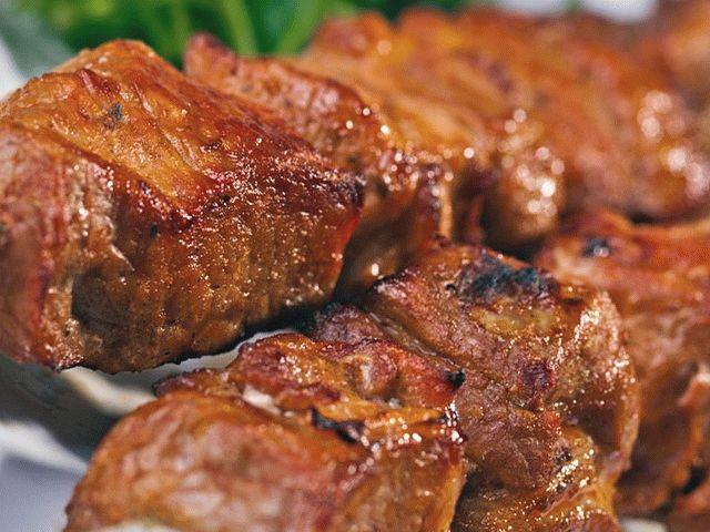 шашлык говядина рецепт приготовления