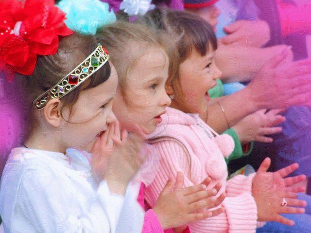 веселые конкурсы на знакомство для детей
