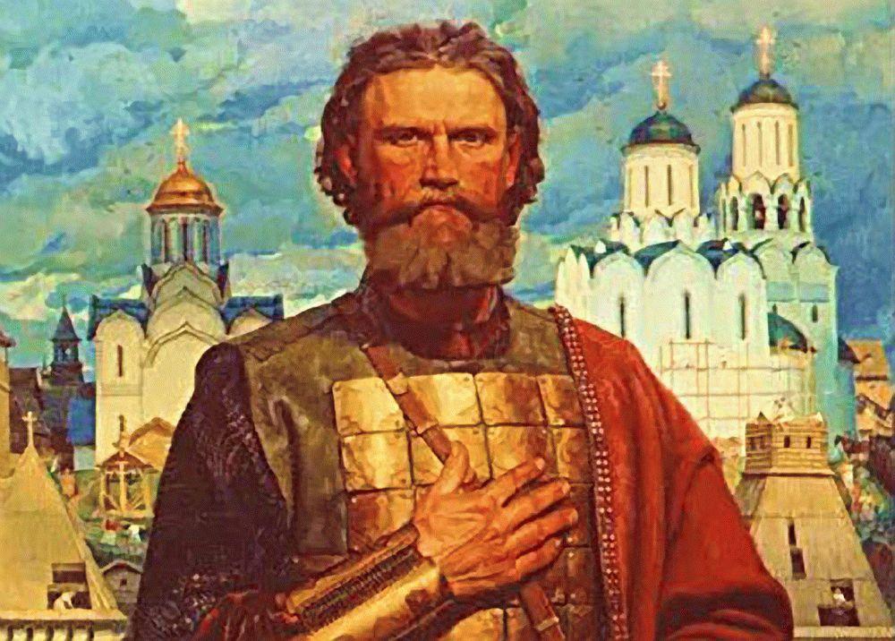 Андрей Юрьевич Боголюбскии?