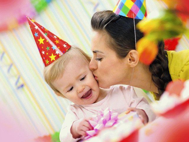 Сценарий дня рождения в 1 год