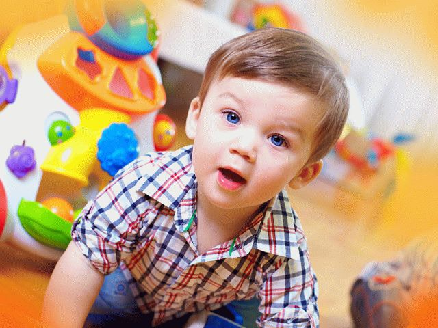 Сценарий дня рождения мальчику 2 года