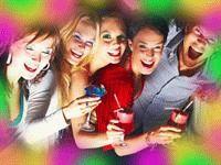 Веселые конкурсы на день рождения «Передувание шарика», «Веселая замена» и «Недотроги»