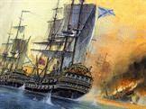 Праздник 9 августа - День Первой в российской истории победы русского флота